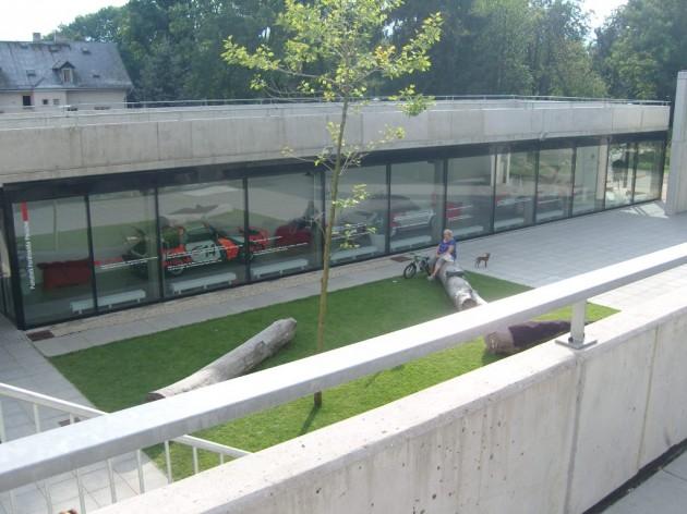 Múzeum Porsche Vo Vratislavicách nad Nisou